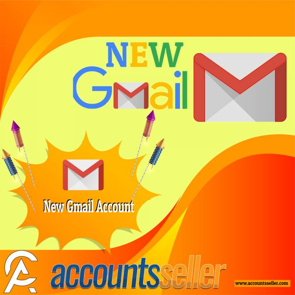New Gmail Accounts