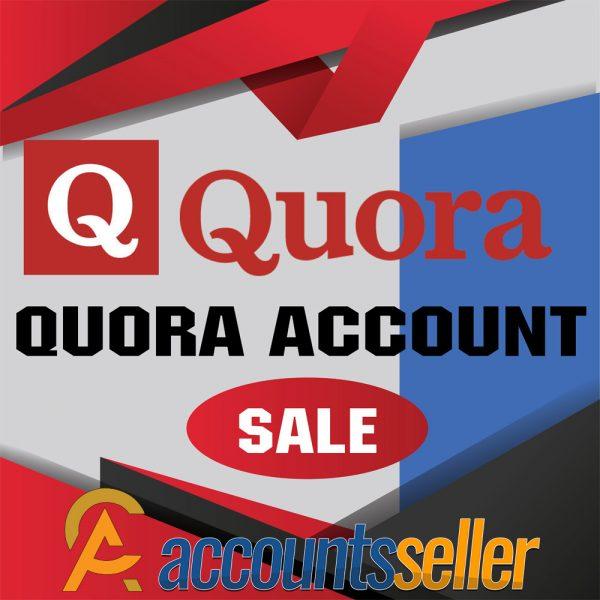 Quora Account