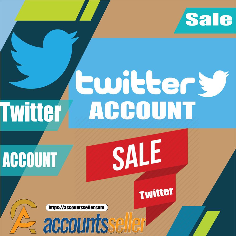 New Twitter PVA Accounts