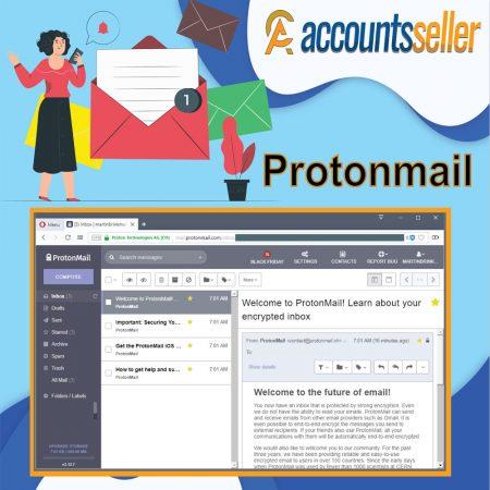 Protonmail Accounts
